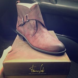 Franco Sarto Royce Boot, Bird Le 8 US